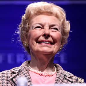 Phyllis Schlafly is listed (or ranked) 9 on the list Famous People From St. Louis
