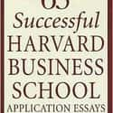 65 Successful Harvard Business... is listed (or ranked) 5 on the list Famous Anthology Books and Novels