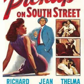 Pickup on South Street is listed (or ranked) 5 on the list The Best '50s Spy Movies