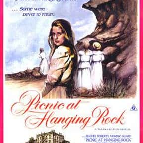 Picnic at Hanging Rock is listed (or ranked) 8 on the list The Best Australian Horror Movies