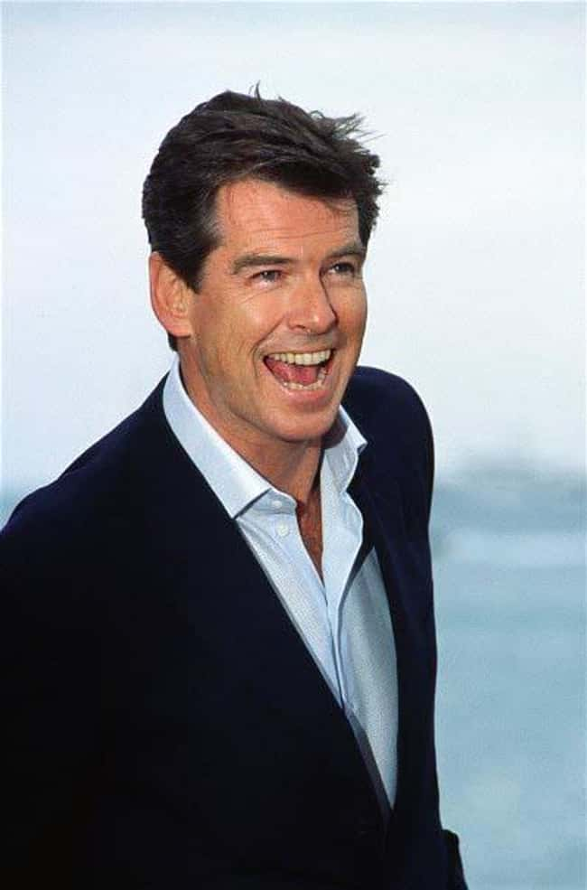 Pierce Brosnan is listed (or ranked) 37 on the list Famous People Who Were Relentlessly Bullied