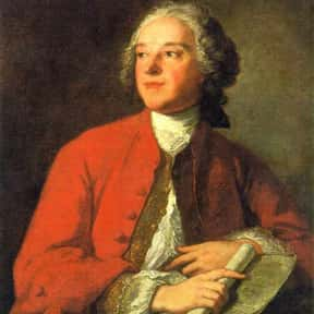 Pierre de Beaumarchais is listed (or ranked) 10 on the list List of Famous Revolutionaries
