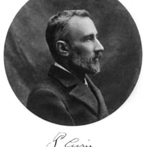 Pierre Curie is listed (or ranked) 11 on the list Famous People Named Pierre