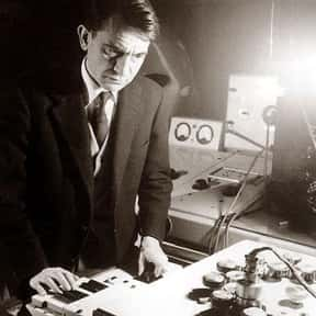 Pierre Schaeffer is listed (or ranked) 4 on the list The Best Electroacoustic Bands/Artists