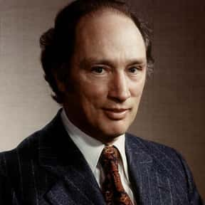 Pierre Trudeau is listed (or ranked) 10 on the list Famous People Named Pierre
