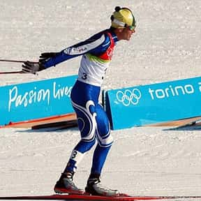 Pietro Piller Cottrer is listed (or ranked) 18 on the list Famous Male Athletes from Italy