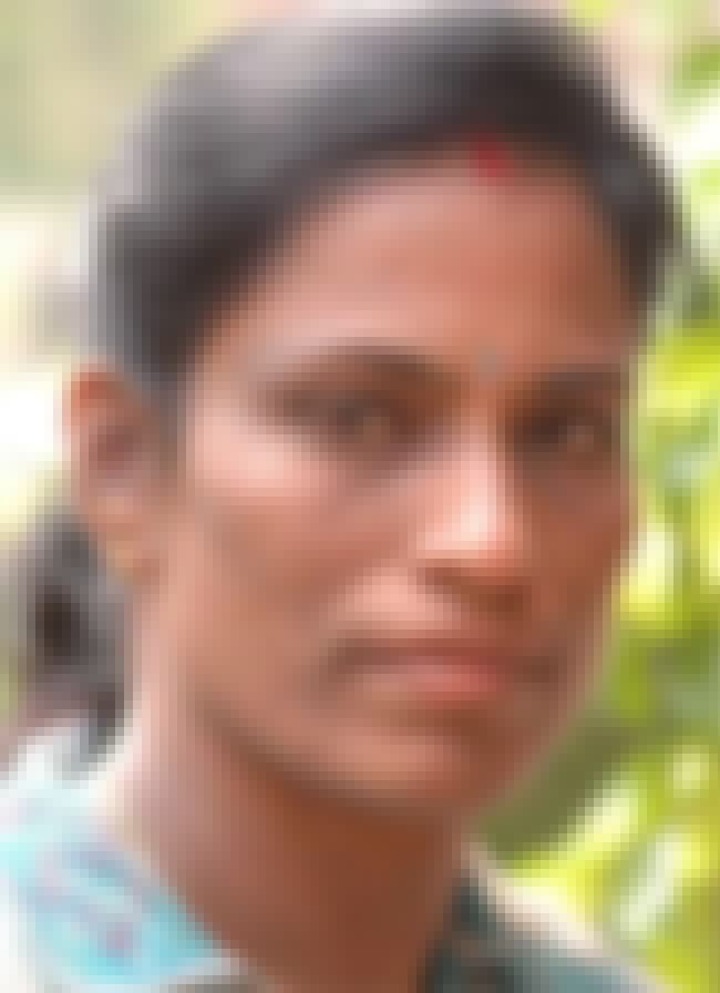 P. T. Usha is listed (or ranked) 2 on the list List of Famous Track And Field Athleticss
