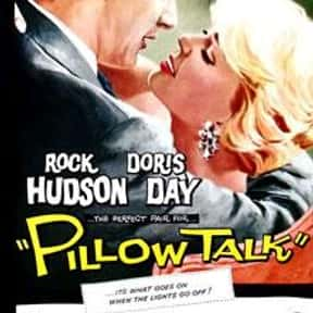Pillow Talk is listed (or ranked) 3 on the list The Best Comedy Movies of the 1950s