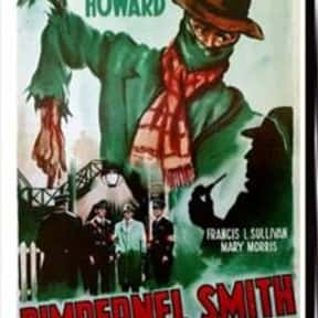 """""""Pimpernel"""" Smith is listed (or ranked) 21 on the list The Best Spy Movies of the 1940s"""