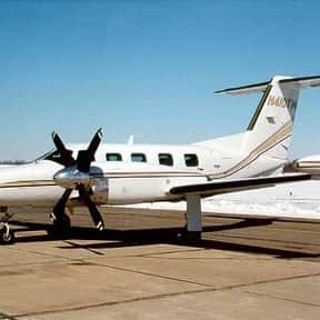 Piper PA-42 Cheyenne is listed (or ranked) 3 on the list List of All Turboprop Types