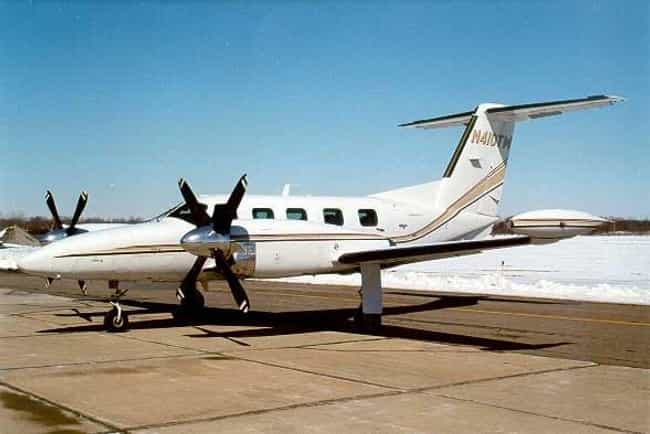 Piper PA-42 Cheyenne is listed (or ranked) 8 on the list The New Piper Aircraft Airplanes and Aircrafts