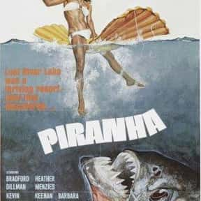 Piranha is listed (or ranked) 13 on the list The Best Exploitation Movies of the 1970s
