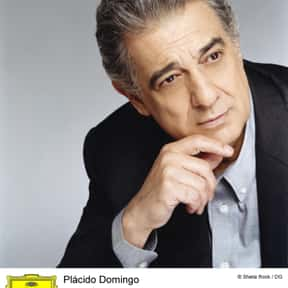 Plácido Domingo is listed (or ranked) 2 on the list List of Famous Opera Singers