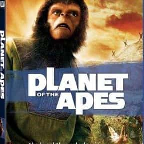 Planet of the Apes is listed (or ranked) 23 on the list The Greatest Sci-Fi Movies of All Time