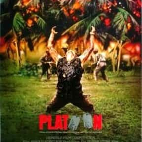 Platoon is listed (or ranked) 15 on the list The Best R-Rated Drama Movies