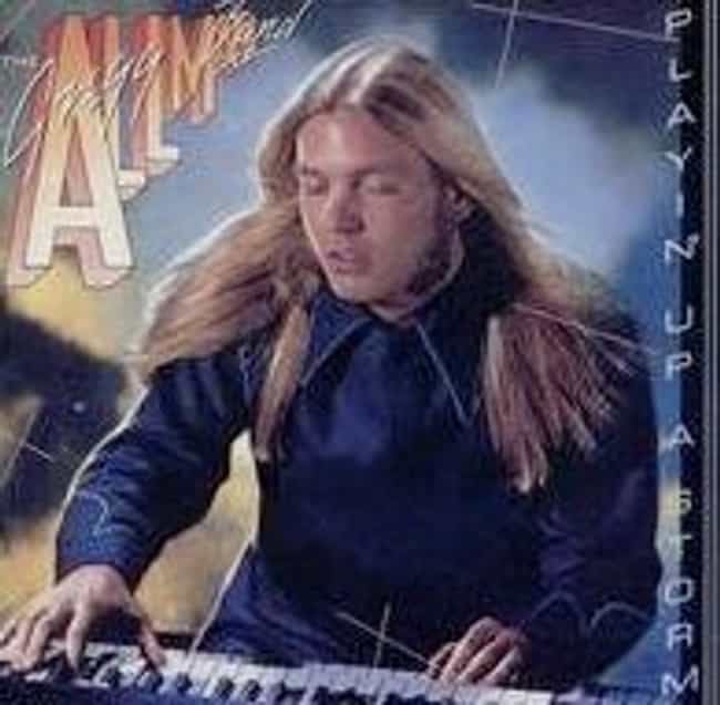 Playin' Up a Storm is listed (or ranked) 4 on the list The Best Gregg Allman Albums of All Time