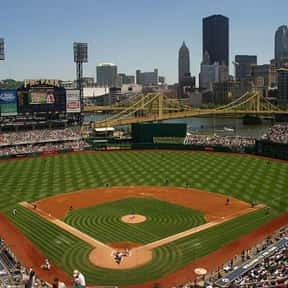 PNC Park is listed (or ranked) 12 on the list The Best MLB Ballparks