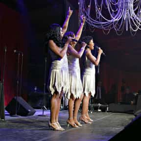 The Pointer Sisters is listed (or ranked) 10 on the list The Best Pop Music Trios Of All Time