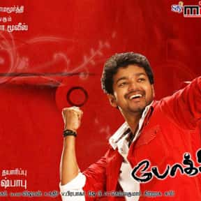 Pokkiri is listed (or ranked) 18 on the list The Top 10 Tamil Films of 2000