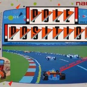Pole Position is listed (or ranked) 8 on the list The Best Arcade Racing Games Of All Time