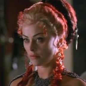 Polly Walker is listed (or ranked) 15 on the list Full Cast of Clash Of The Titans Actors/Actresses