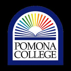 Pomona College is listed (or ranked) 22 on the list Black Enterprise's Top 50 Colleges For African Americans