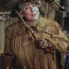 Pomona Sprout is listed (or ranked) 8 on the list The Very Best Teachers at Hogwarts, Ranked