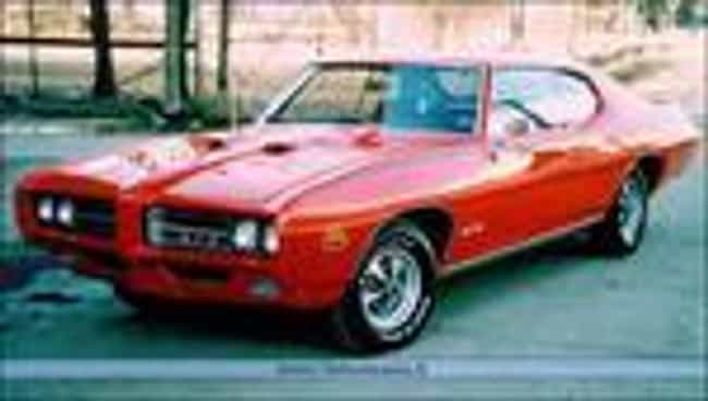 Pontiac Gto Is Listed Or Ranked 1 On The List Full Of