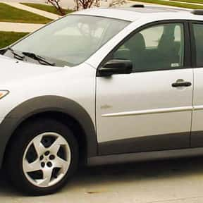 Pontiac Vibe is listed (or ranked) 10 on the list Cars.com's Top 25 Fuel-Efficient Used Cars
