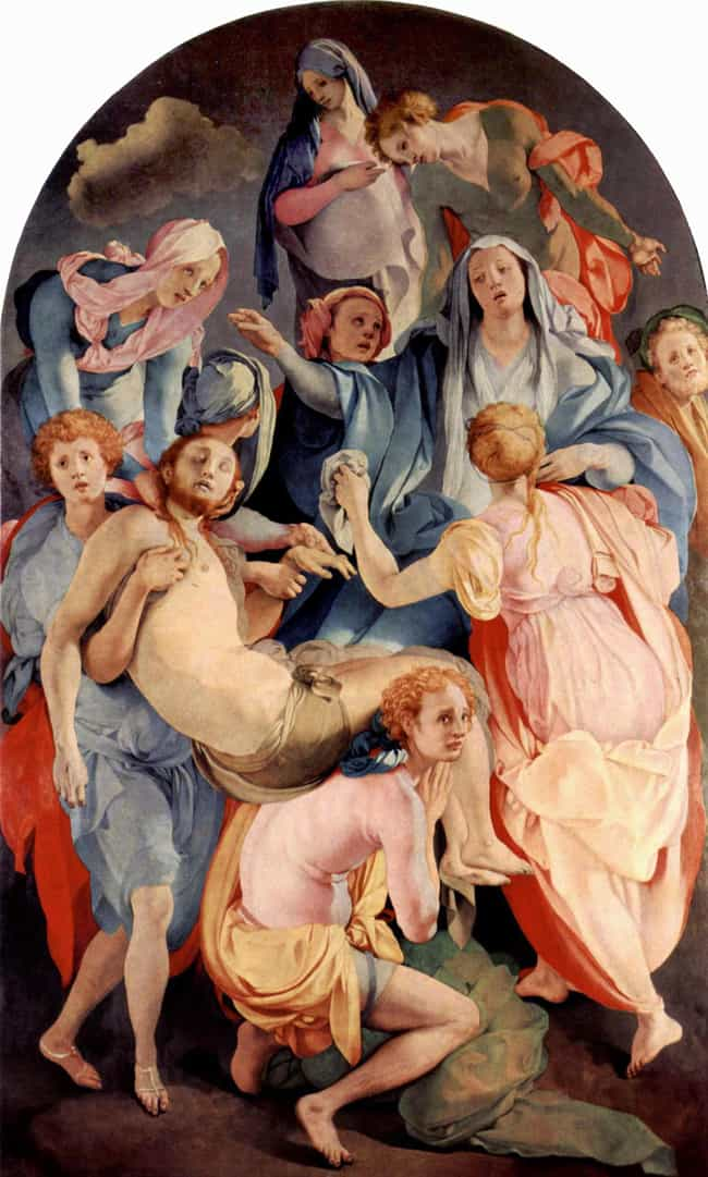 Pontormo is listed (or ranked) 2 on the list Famous Mannerist Artists, Ranked