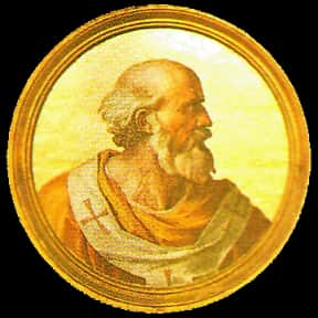 Pope Boniface V is listed (or ranked) 5 on the list Complete List of 7th Century Popes
