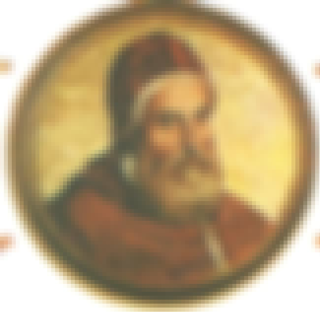 Pope Clement VIII is listed (or ranked) 1 on the list Members of the Aldobrandini Family