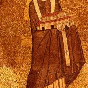 Pope Honorius I is listed (or ranked) 6 on the list Complete List of 7th Century Popes