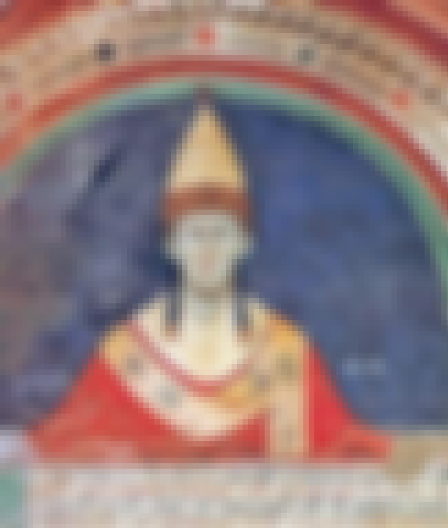 Pope Innocent III is listed (or ranked) 5 on the list List of Famous Popes