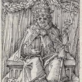 Pope John IV is listed (or ranked) 8 on the list Complete List of 7th Century Popes