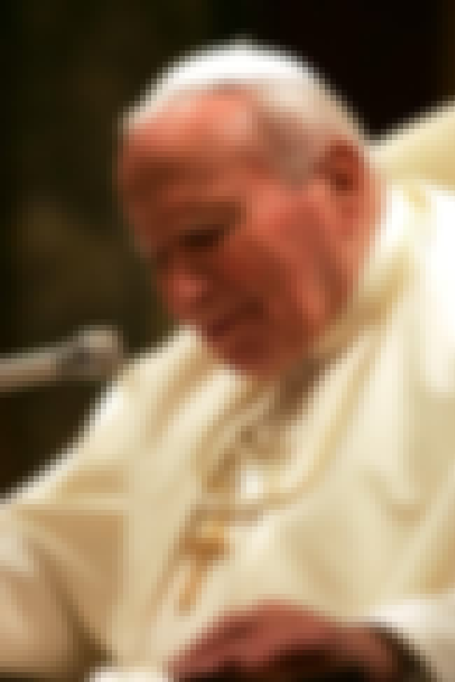 Pope John Paul II is listed (or ranked) 2 on the list List of Famous Popes