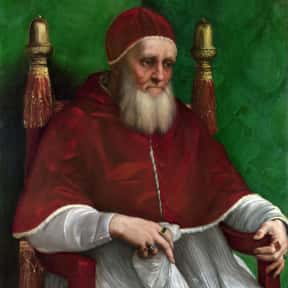Pope Julius II is listed (or ranked) 2 on the list Complete List of 16th Century Popes