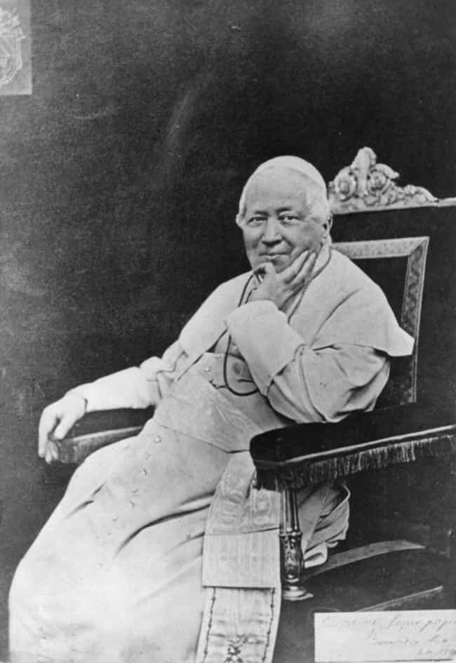 Pope Pius IX is listed (or ranked) 4 on the list Famous People Who Died of Epilepsy