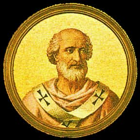 Pope Sabinian is listed (or ranked) 1 on the list Complete List of 7th Century Popes