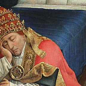 Pope Sergius I is listed (or ranked) 20 on the list Complete List of 7th Century Popes