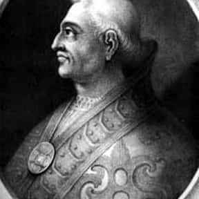 Pope Severinus is listed (or ranked) 7 on the list Complete List of 7th Century Popes
