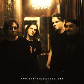 Porcupine Tree is listed (or ranked) 4 on the list The Best Progressive Metal Bands