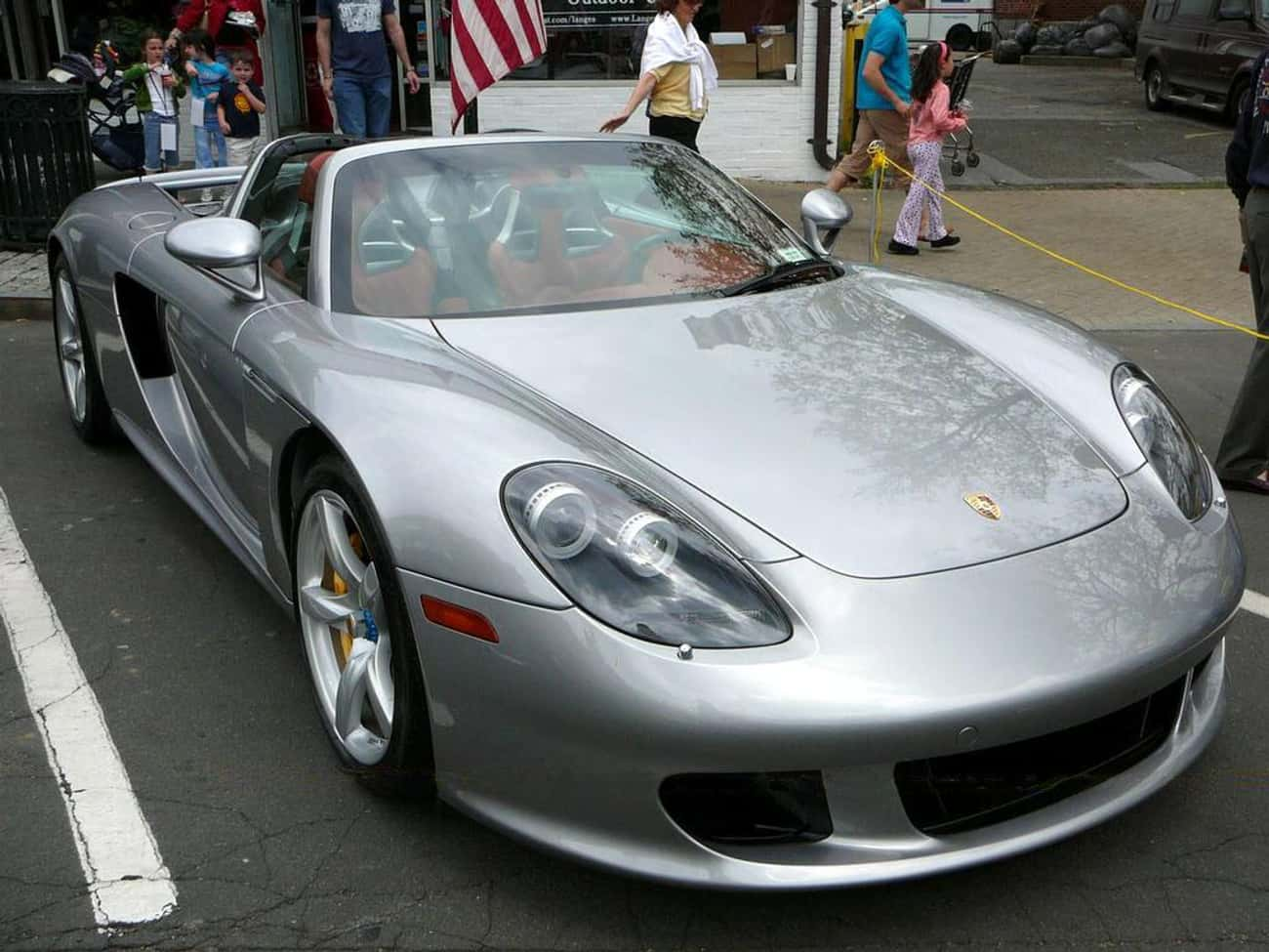 Porsche Carrera GT is listed (or ranked) 4 on the list Dream Cars You Wish You Could Afford Today