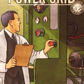 Power Grid is listed (or ranked) 23 on the list The Best Board Games of All Time