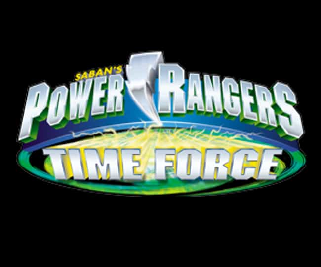 Power Rangers Time Force... is listed (or ranked) 4 on the list The Best Power Rangers Series Ever Made
