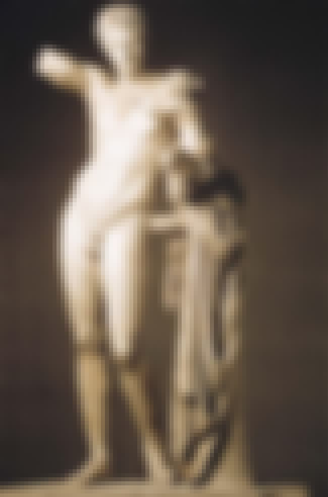 Praxiteles is listed (or ranked) 8 on the list List of Famous Sculptors