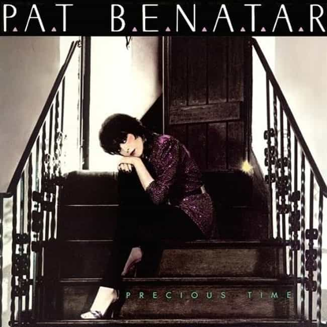 Precious Time is listed (or ranked) 3 on the list The Best Pat Benatar Albums of All Time