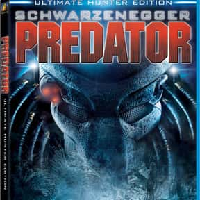 Predator is listed (or ranked) 2 on the list The 100+ Best Action Movies for Horror Fans