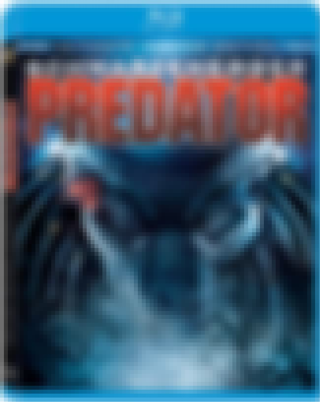 Predator is listed (or ranked) 1 on the list The Best Jesse Ventura Movies