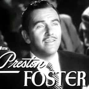Preston Foster is listed (or ranked) 8 on the list Full Cast of Inside Job Actors/Actresses